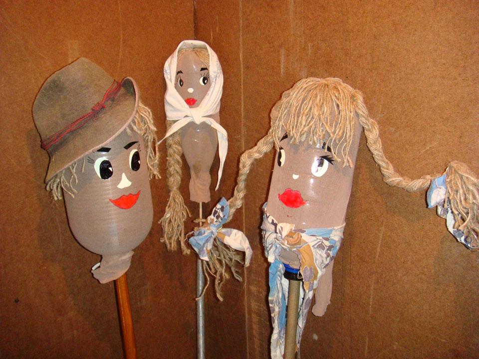 Конкурс кукол сделанные своими руками 36